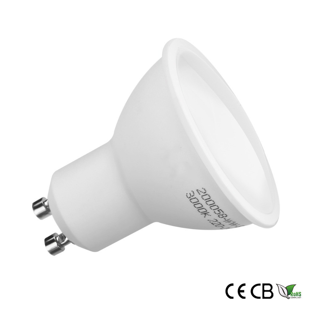 6w gu10 led spotlight