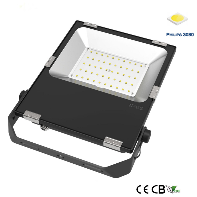 50w philips 3030 led flood light