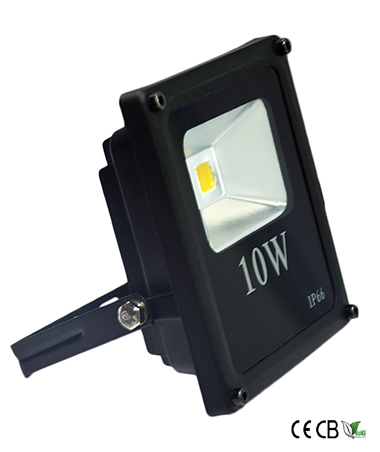 10w slim cob led flood light