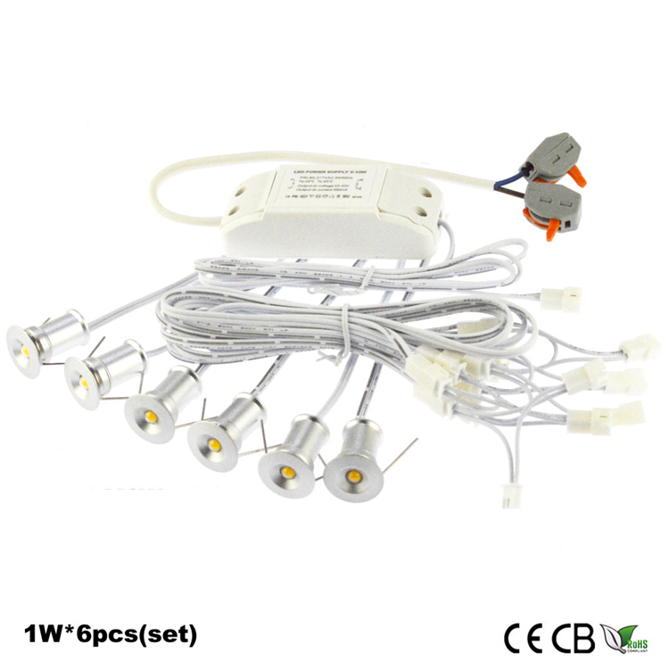 1W mini led downlight kit