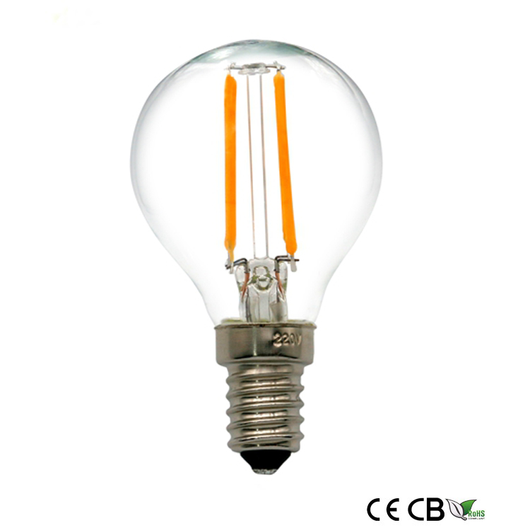 2w e14 led filament bulb manufacturer supplier. Black Bedroom Furniture Sets. Home Design Ideas
