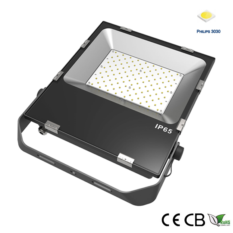 80w philips 3030 led flood light