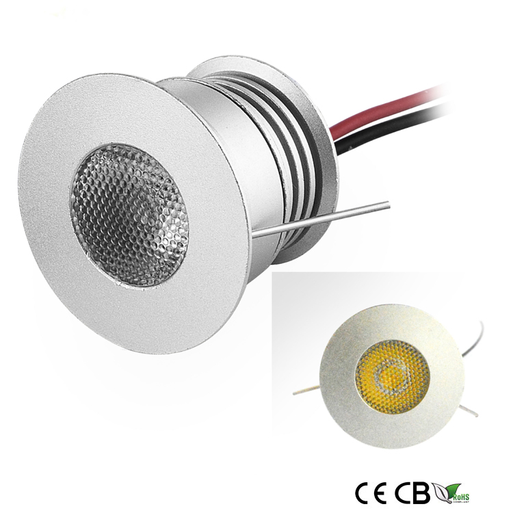 12V 3W led downlight