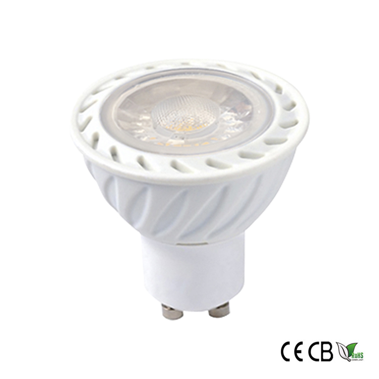 5w cob gu10 led spotlight