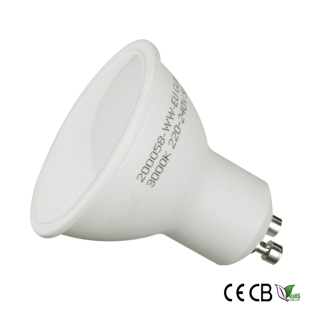 5w gu10 led spotlight