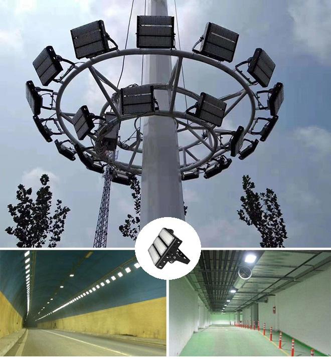 led-module-flood-light-application